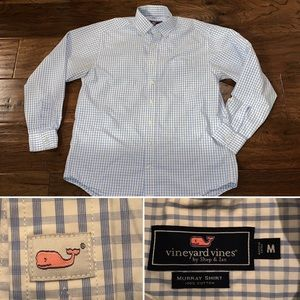 Vineyard Vines Murray Long Sleeve, Medium